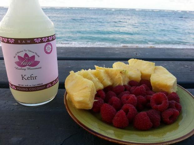 Kefir = probiotic goodness